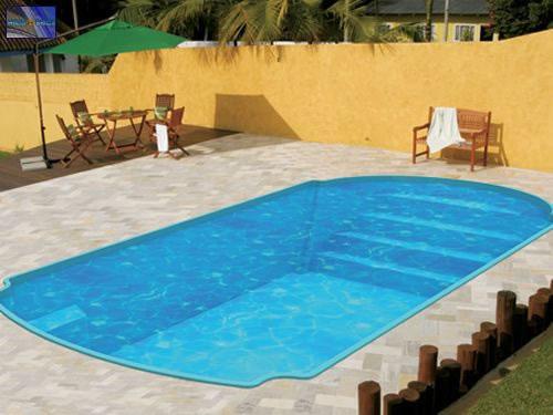 de fibra diazul instaladas abaixo fotos modelo piscina